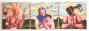 3 contemporar.martyrs