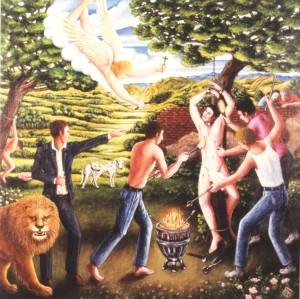 Martirio di St.Vito