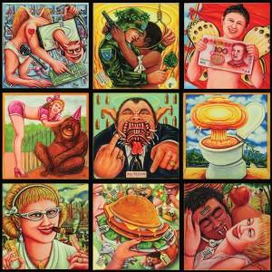 What a wonderful World - 90 x 90
