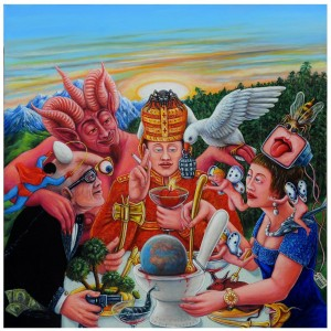 The SUPPER of the DEITIES80x80